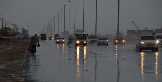الإنذار المبكر يصدر 3 تحذيرات مبكرة: أمطار رعدية حتى المساء