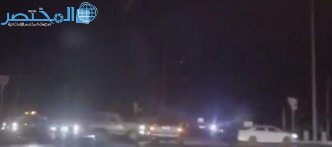 فيديو.. شاهد حال شوارع تبوك بعد انقطاع الكهرباء
