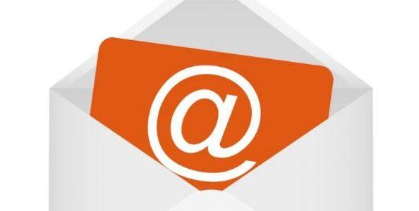 اين اجد البريد الالكتروني الخاص بي